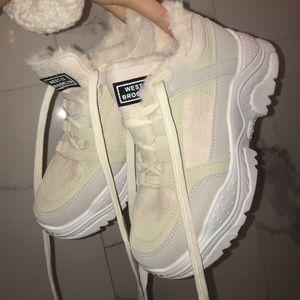 West. 52 Brooklyn Sneakers!